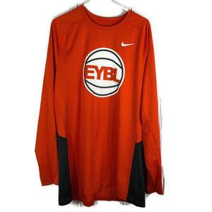Nike EYBL Long Sleeve Exclusive T Shirt Basketball